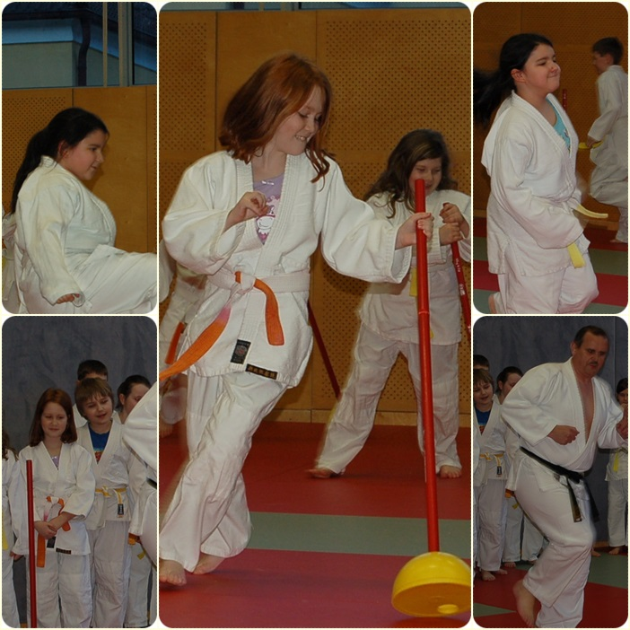 Im Training Collage 5